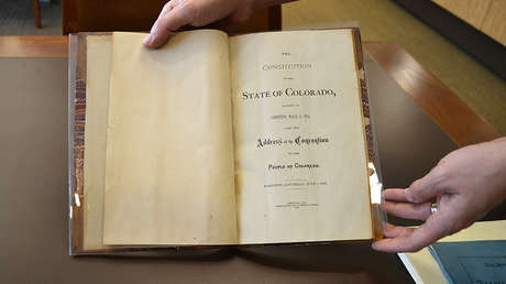 Elecciones en EE.UU.: Colorado elimina por completo la esclavitud de su Constitución