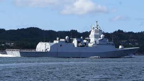 Fragata de la Armada noruega, KNM Helge Ingstad
