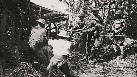 Audio Así Fueron Los Primeros Momentos De La Paz Tras El Final De La Primera Guerra Mundial Rt