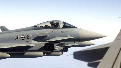 Resultado de imagen para Eurofighter Typhoon + alemania