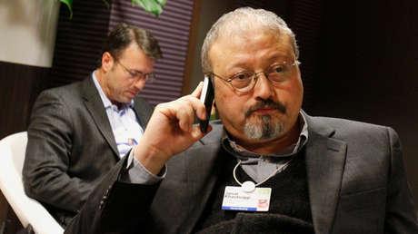 Jamal Khashoggi fotografiado el 29 enero de 2011.