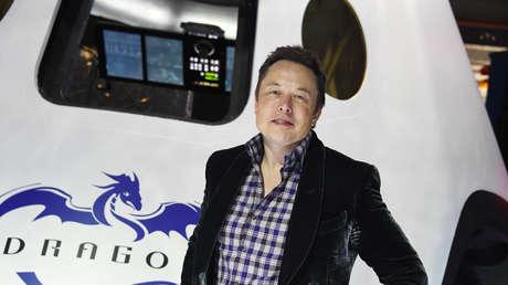 El fundador de Space X y Tesla, Elon Musk.