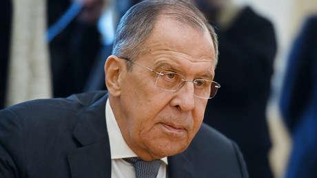 El ministro de Exteriores ruso, Serguéi Lavrov, en Moscú, el 30 de octubre de 2018.