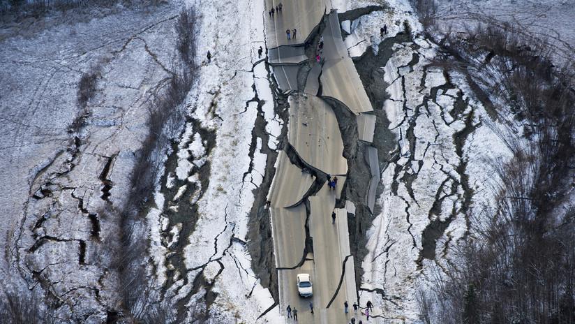 Trump emite declaración de emergencia para Alaska por el terremoto de magnitud 7,0