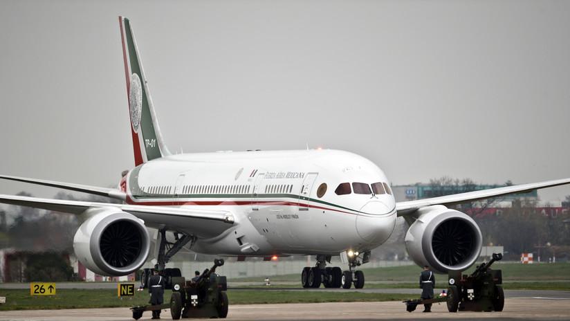 López Obrador renuncia al avión presidencial: El lunes saldrá de México para ser vendido