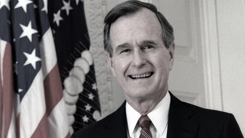 Muere el expresidente de EE.UU., George H.W. Bush, a los 94 años