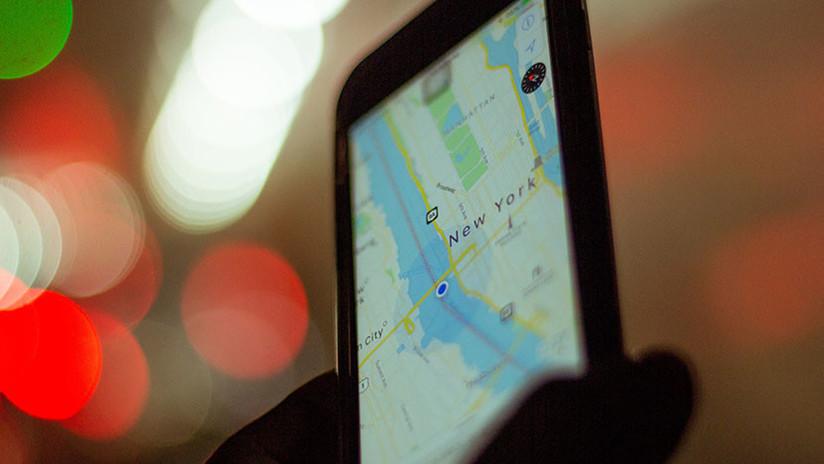 Alerta mundial por esvásticas en Google Maps