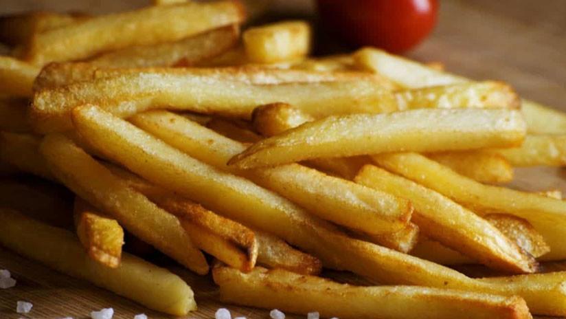¿Cuántas patatas fritas componen una ración 'saludable'? Harvard tiene la respuesta