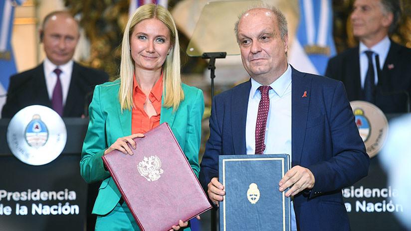 Putin y Macri renuevan el acuerdo de emisión de RT en la TDA de Argentina
