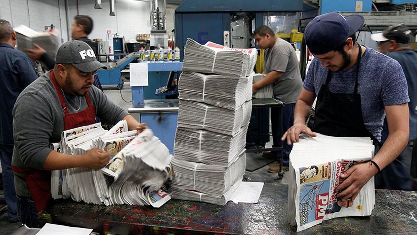 """El nuevo presidente de México promete trabajar """"16 horas diarias"""" en beneficio del país"""