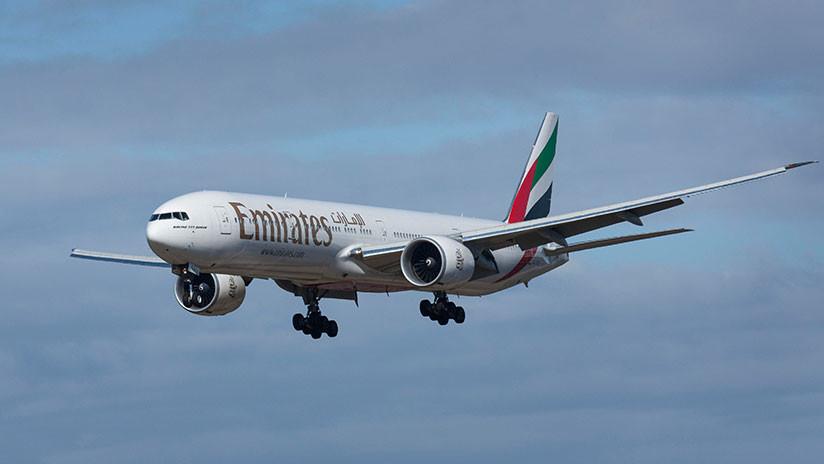 VIDEO: El peligroso aterrizaje de un Boeing durante la tormenta Diana en el Reino Unido