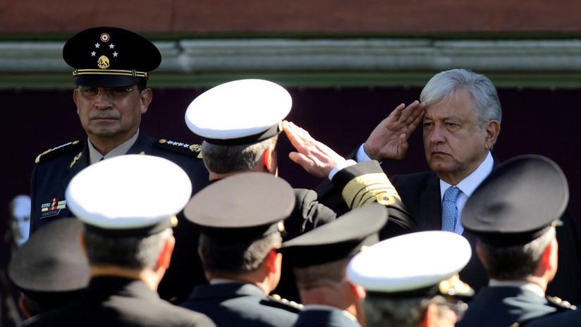López Obrador insiste en crear la Guardia Nacional para atajar el crimen organizado en México