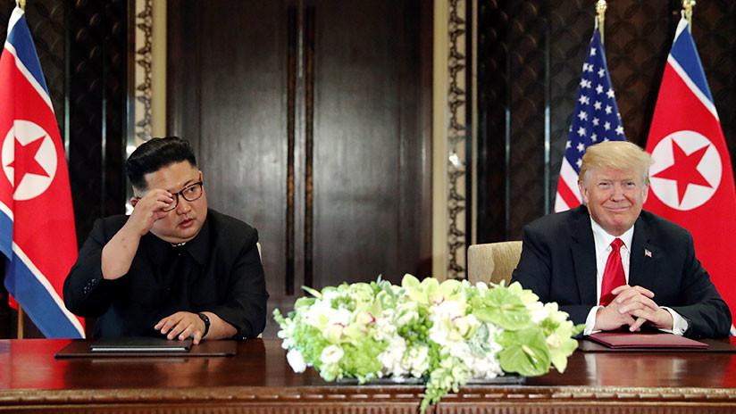 Trump y Kim Jong-un podrían reunirse a inicios de 2019