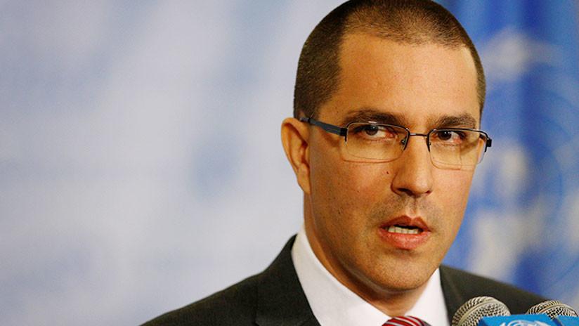 Gobierno de EEUU intenta aislar a Venezuela — Arreaza