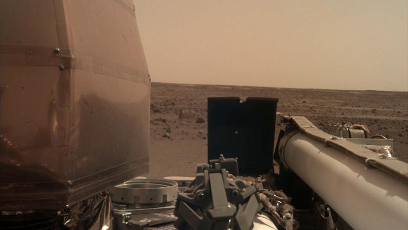 Científicos de la NASA relatan los primeros detalles sobre el amartizaje de la sonda InSight
