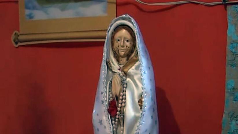 Argentina: Virgen que