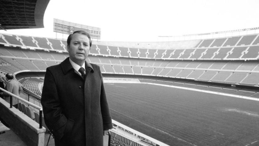 Fallece Josep Lluis Núñez, expresidente del Barca | En la Jugada