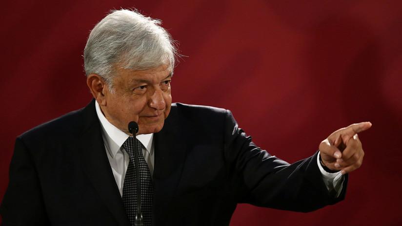 """""""Están garantizadas las inversiones de los accionistas"""": López Obrador sobre el nuevo aeropuerto"""