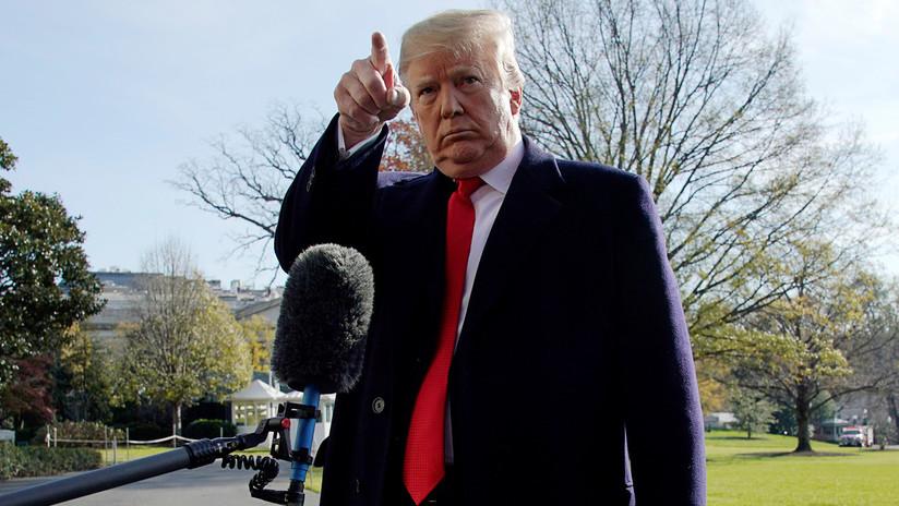 Trump pide que su exabogado Michael Cohen sea encarcelado