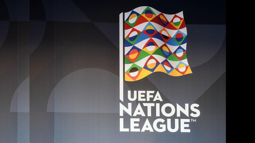 La UEFA revela los resultados del sorteo para la semifinal de la Liga de las Naciones