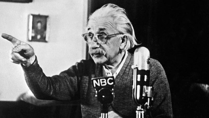 Sale a subasta la 'Carta de Dios', el manuscrito más famoso de Einstein