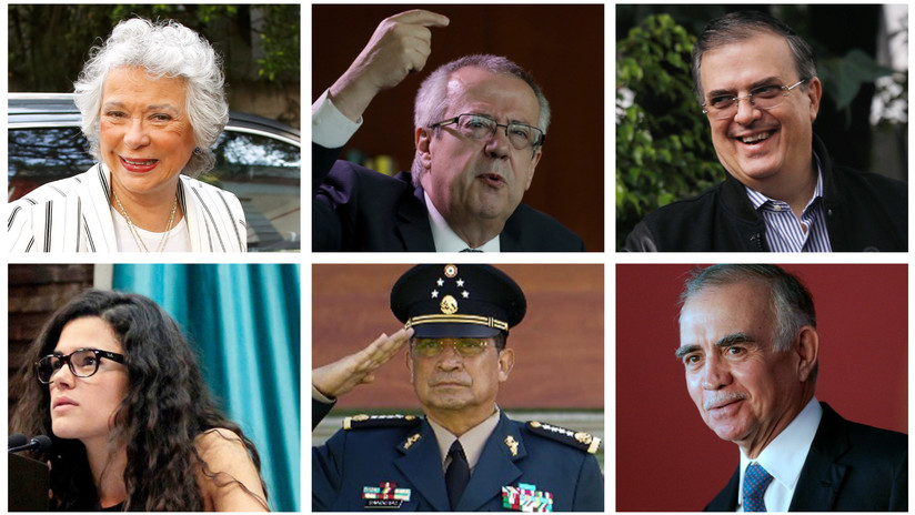¿Quién es quién en el Gobierno de López Obrador?