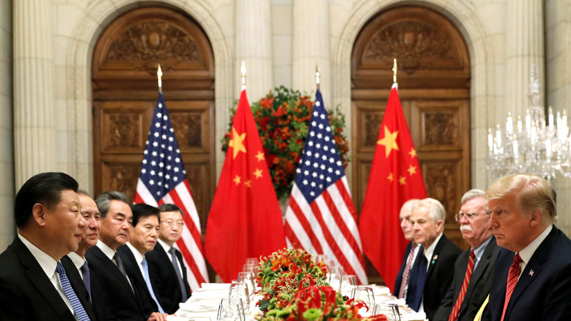 """Soy un hombre de aranceles"": Trump advierte a China contra el robo de la ""gran riqueza"" de EE.UU."