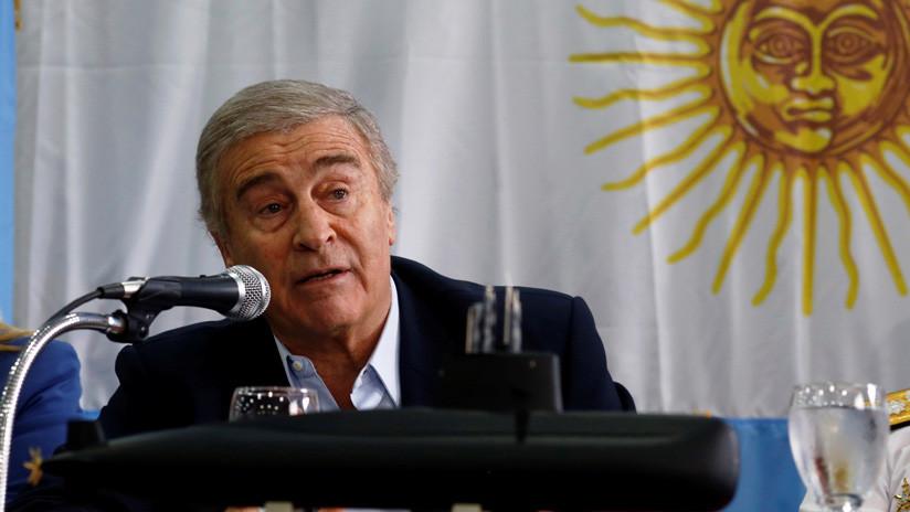 """Ministro de Defensa argentino sobre el ARA San Juan: """"Estamos cerca de encontrar la verdad"""""""