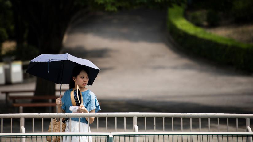 Japón: Se rompen más de 300 récords al registrarse las temperaturas más altas en 139 años