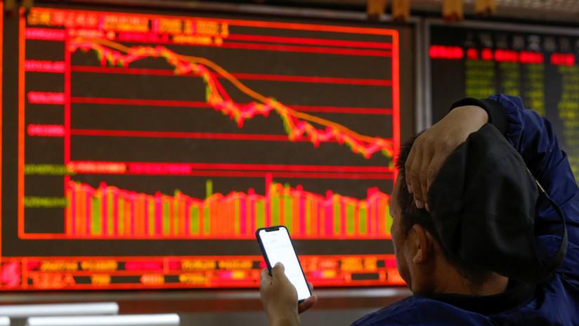 El escepticismo comercial regresa con un golpe a las bolsas de China