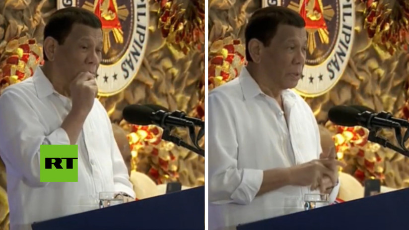 """Rodrigo Duterte: """"Empleo marihuana para mantenerme despierto"""""""