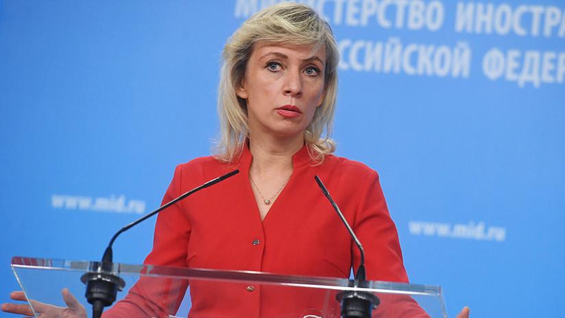 """Moscú considera """"conjeturas sin fundamento"""" las acusaciones de EE.UU. de que no cumple el INF"""