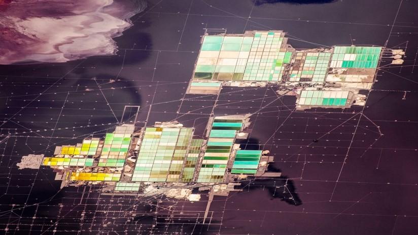 """FOTO: Así se ve desde el espacio el lugar donde """"nacen los teléfonos inteligentes"""""""