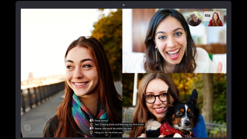 Subtítulos en tiempo real: Una nueva función de Skype convierte las llamadas en texto