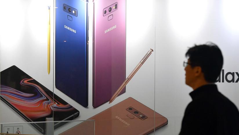 FOTOS: Samsung saca su primer 'smartphone' 5G con muesca