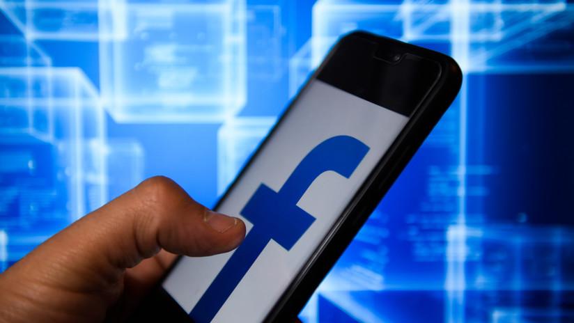 Se registra una caída masiva de Facebook en varios países