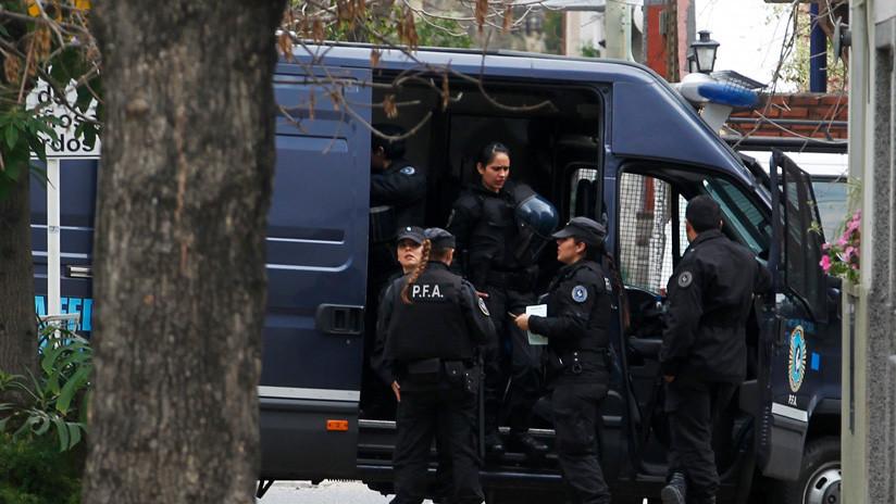 Ordenan detener a un juez argentino acusado de proteger a una banda de narcotraficantes
