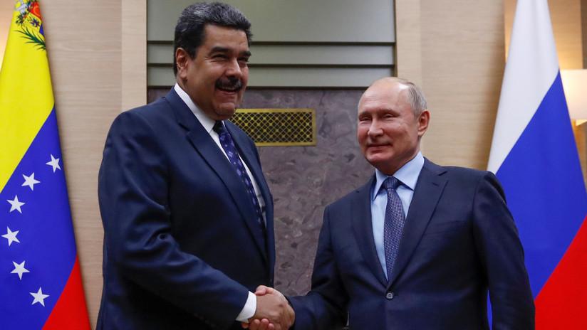 """Nicolás Maduro anticipa la firma de importantes acuerdos tras la """"exitosa"""" reunión con Putin"""