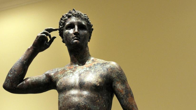 Italia exige a EE.UU. que se le devuelva una estatua de más de 2.000 años