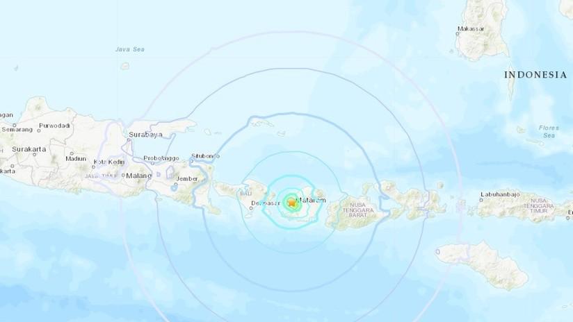 Un fuerte sismo sacude la zona central de Chile
