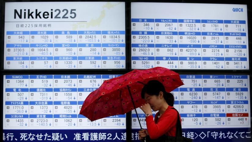 Estruendo en las bolsas de EE.UU. y Asia tras el arresto de la gerente de finanzas de Huawei
