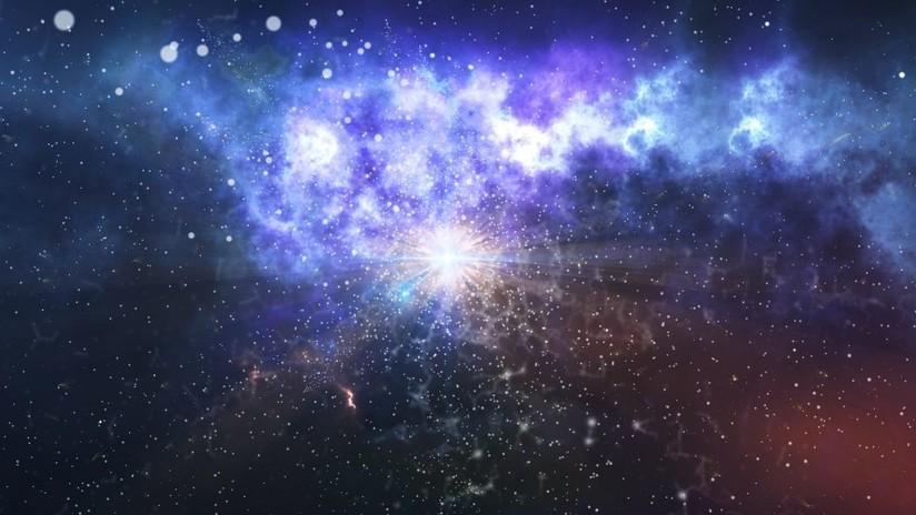 Resultado de imagen de ¿Flotará el Universo en un océano de masa negativa