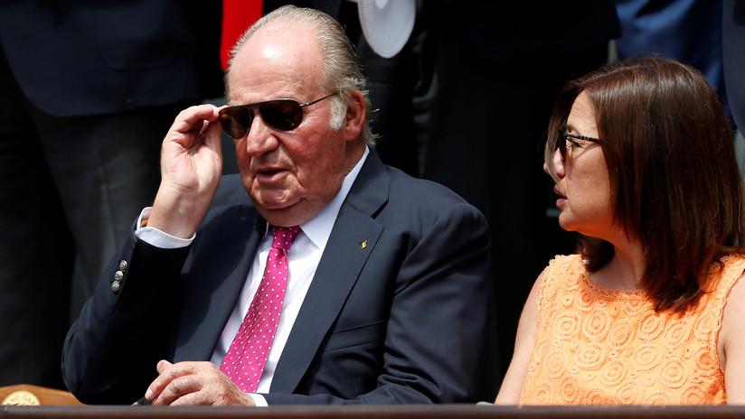 Dos partidos españoles se querellan contra el rey Juan Carlos I por constitución de grupo criminal
