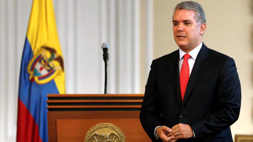 Las claves de la estrepitosa pérdida de popularidad del presidente de Colombia