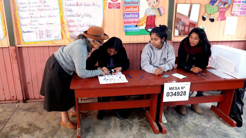Perú celebra un referéndum con cuatro preguntas: ¿Qué se vota?
