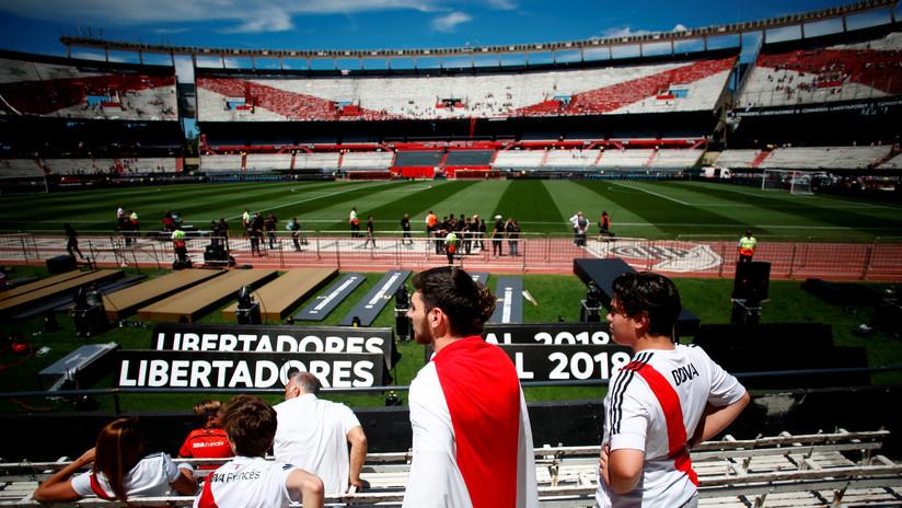 """""""Fue un impulso"""": Se disculpa el hincha de River que agredió a los jugadores de Boca"""
