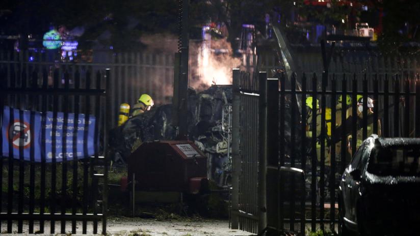 Revelan la falla que derrumbó el helicóptero del dueño del Leicester City