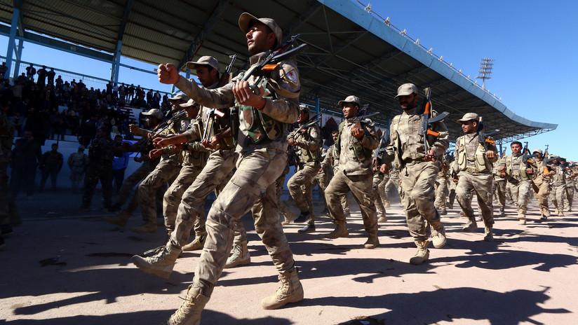 Pentágono: EE.UU. necesita hasta 40.000 combatientes locales en Siria pero solo cuenta con el 20 %