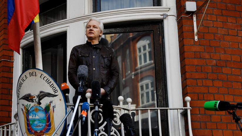 """Assange rechaza el acuerdo de """"casi libertad"""" propuesto por Ecuador y el Reino Unido"""
