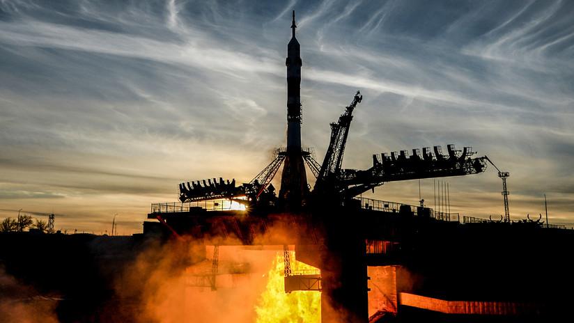 VIDEO: Así se ve la entrada en el espacio de la nave Soyuz MS-11 desde el EEI